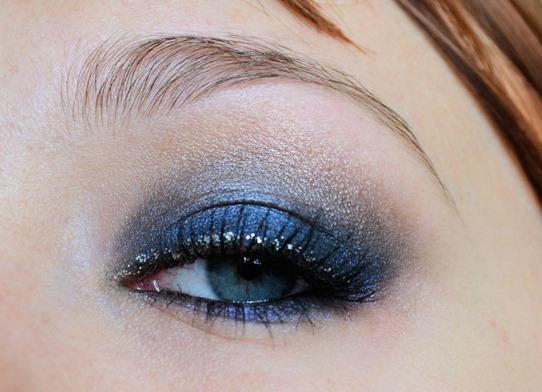 Machiaj pentru ochi albaștri, Foto: paperblog.fr