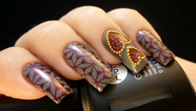 Manichiură cu unghii false, Foto: naemi.ru