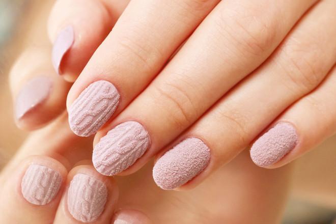 Manichiură roz, Foto: beauty.ua