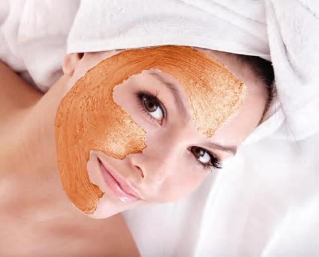 Mască cosmetică din pulpă de dovleac, Foto: oneclickbeautycare.com