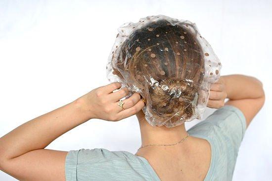 Mască cosmetică pentru păr, Foto: new-beautyblog.com