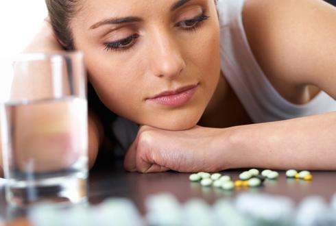 Medicamente antidepresive, Foto: zdorovieinfo.ru