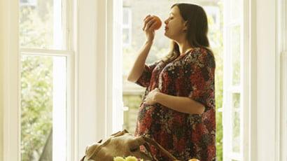 Mirosul este mai intesn la gravide, Foto: druzina.enaa.com