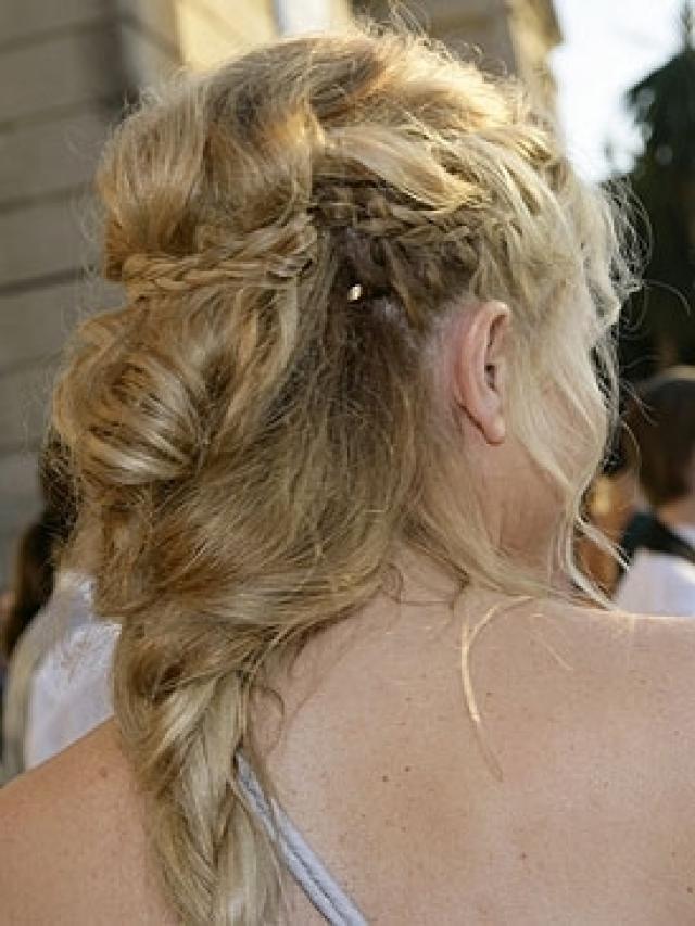 Mod interesant de coafare a părului, Foto: listas.20minutos.es