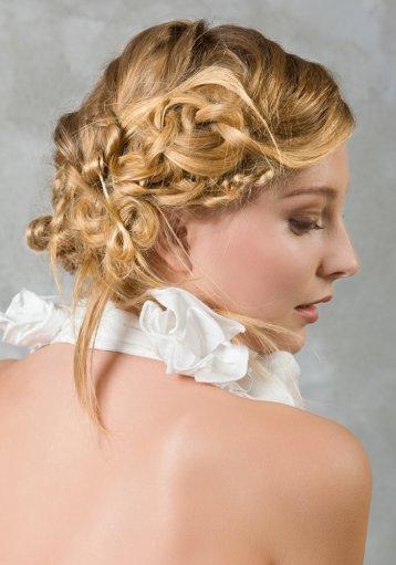 Mod interesant de coafare a părului, Foto: marieclaire.fr