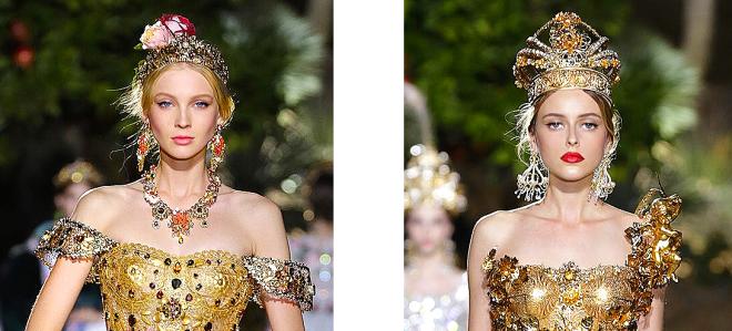 Moda Dolce&Gabbana, Foto: treshautediva.com
