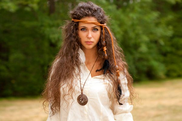 Moda hippie, Foto: hairstylestars.com