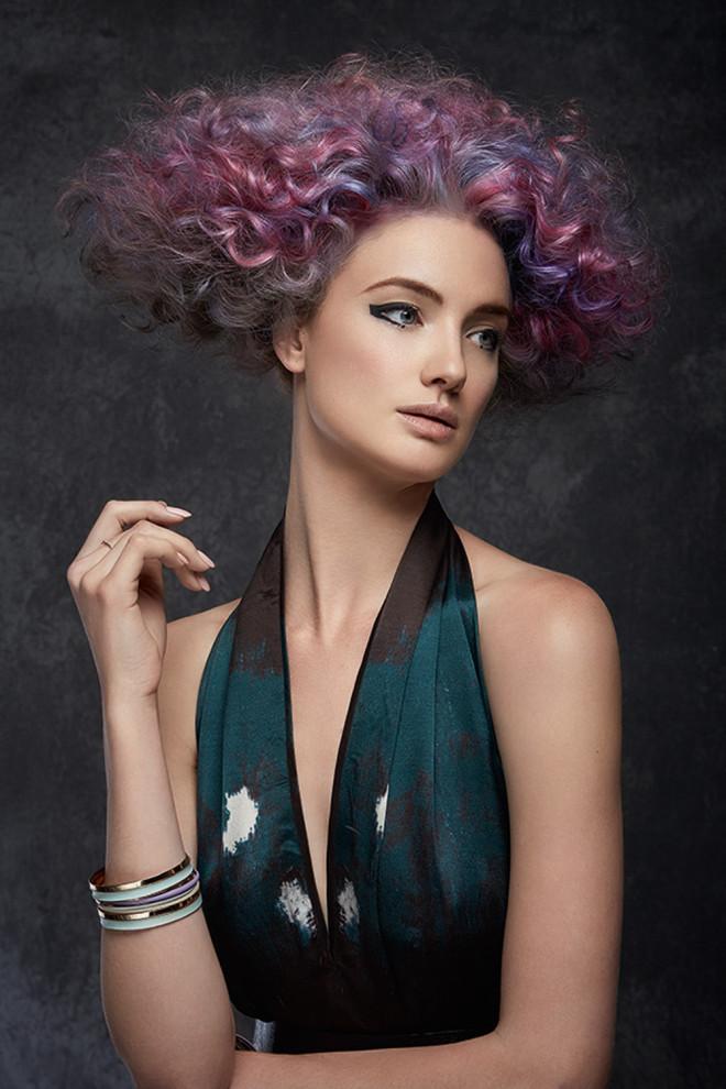 Noi tendințe la coafuri și nuanțe de păr, Foto: belloskbellos.com