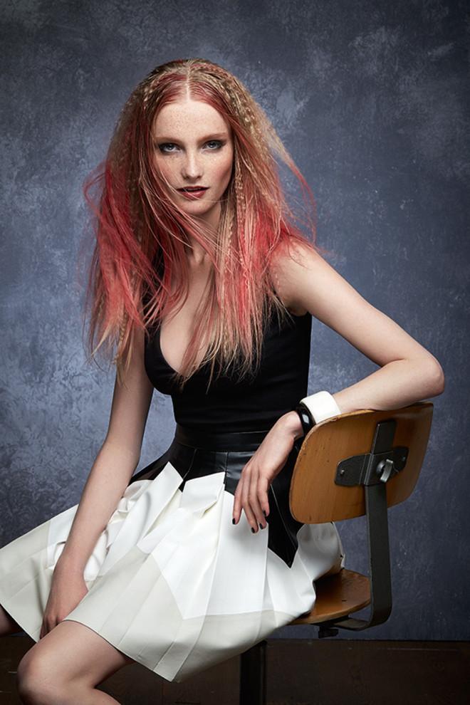 Nuanțe frumoase la păr, Foto: belloskbellos.com