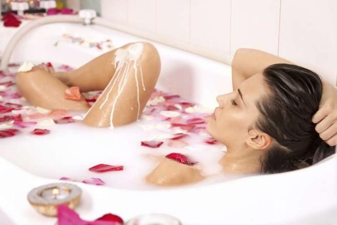 O baie caldă calmează sistemul nervos, Foto: vidayestilo.terra.com.co