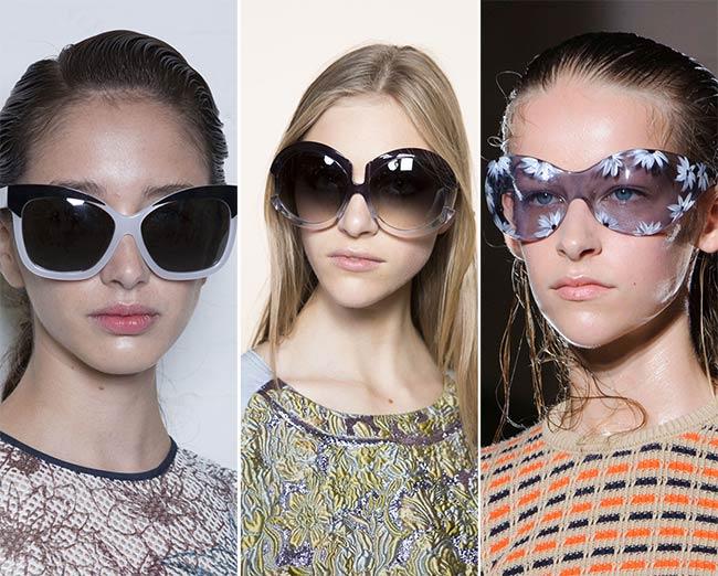 Ochelari de soare în tendințele modei, Foto: free-stock-illustration.com