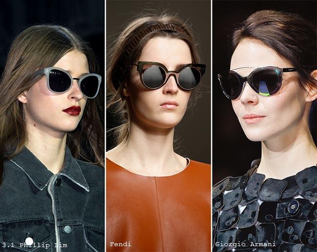 Ochelari de soare model Chanterelle, Foto: fabdallasmag.com