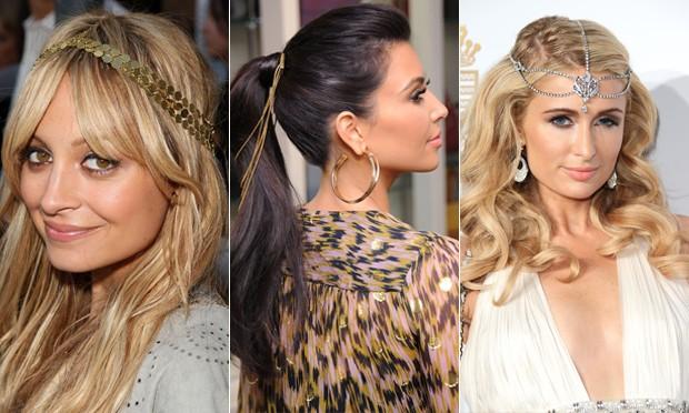 Ornamente pentru păr, Foto: abstratamodafesta.com.br