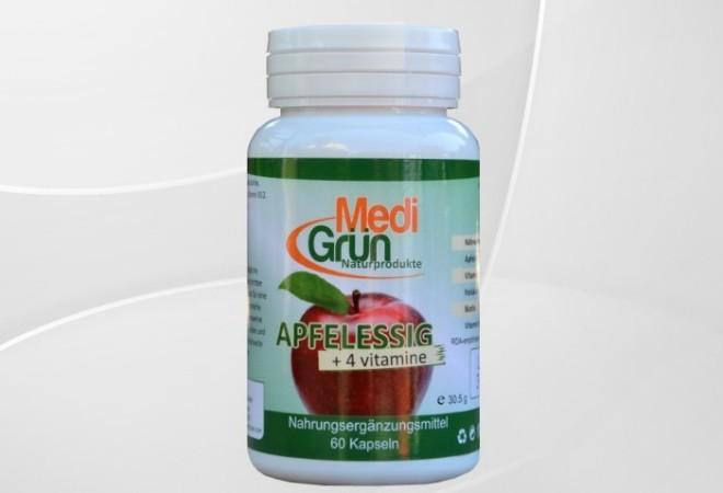 Oțet de mere MediGrün