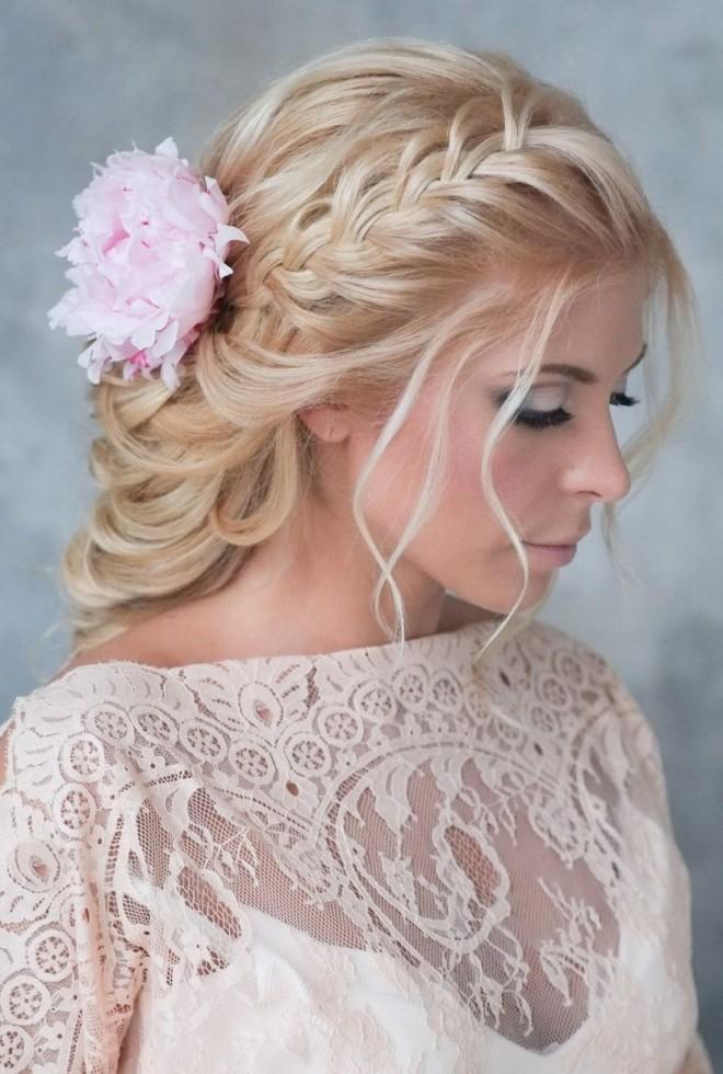 Părul elegant coafat, Foto: elstile-spb.ru