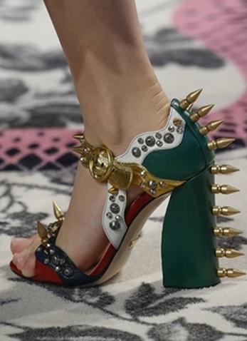 Pantofi Gucci, Foto: quanhta.com.vn