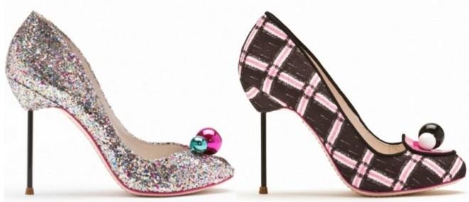 Pantofi eleganți cu accesorii în vărf marca Sophia Webster, Foto: bestin.ua