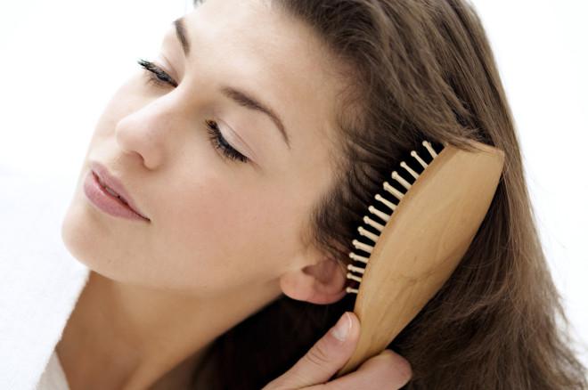 Periatul părului, Foto: galleryhip.com