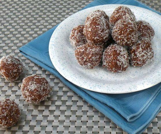 Prăjituri din făină de maca, Foto: vegkitchen.com
