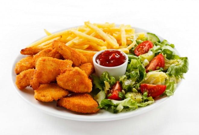 Produse tip fast-food, Foto: 1zoom.net