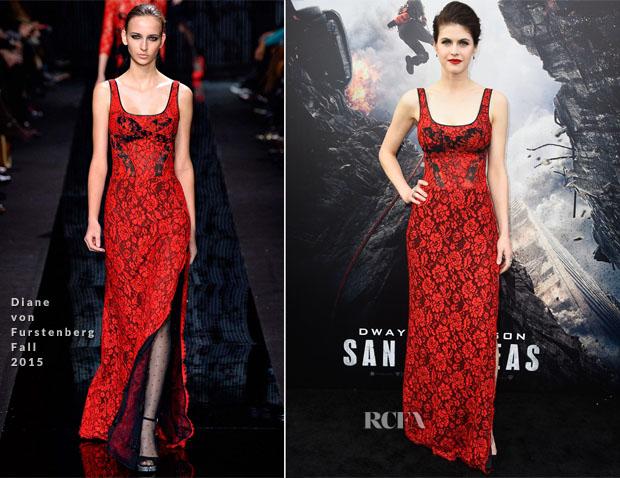 Rochii în roșu și negru, Foto: redcarpet-fashionawards.com