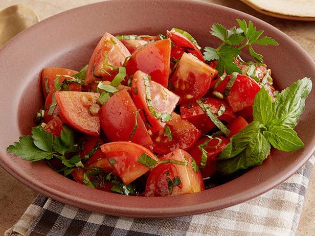Salată de roșii, Foto: divasayswhat.com