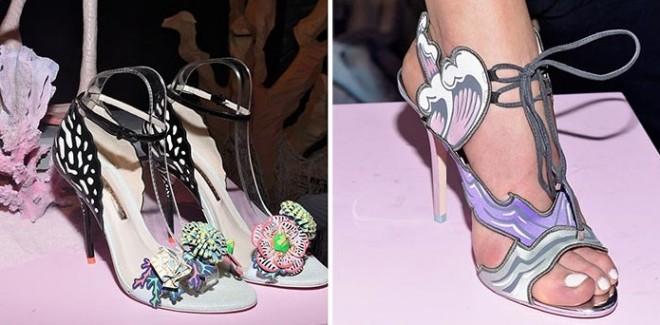 Sandale Sophia Webster, Foto: fashionisers.com
