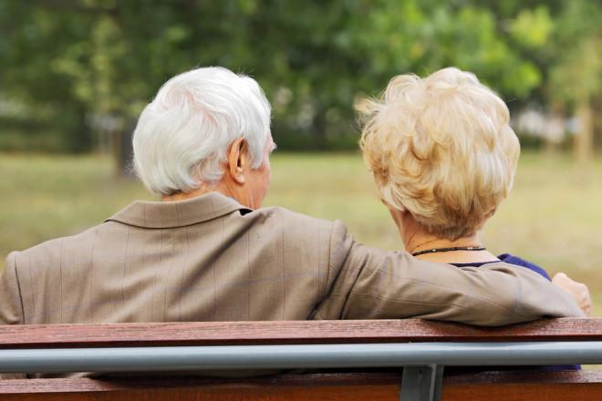 Senilitatea apare mai ales la persoanele bătrâne, Foto: nettrevog.ru