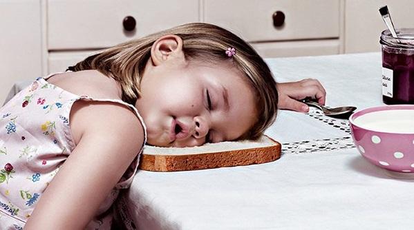Somnolență la copii, Foto: bugaga.ru