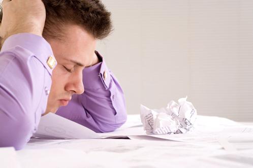 Stresul afectează sistemul nervos, provoacă stări de nervi, Foto: blogg.lnu.se