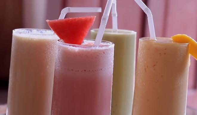 Sucuri proaspete naturale din fructe