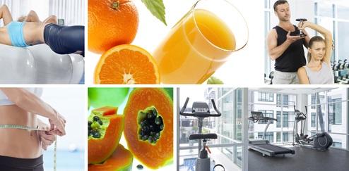 Sucurile de fructe și exercițiile fizice, Foto: homeaccentideas.blogspot.com