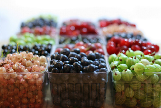 Surse de antioxidanți, Foto: antoniaburrell.com
