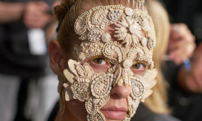 Tendințe de modă în colecția Givenchy, Foto: makeupmag.com