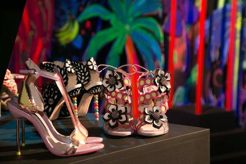 Tendințele modei în colecția Sophia Webster, Foto: vogue.com