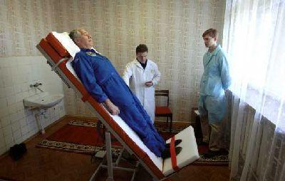 Test de cardiologie pentru tensiunea arterială ortostatică, Foto: tilttest.blogspot.com