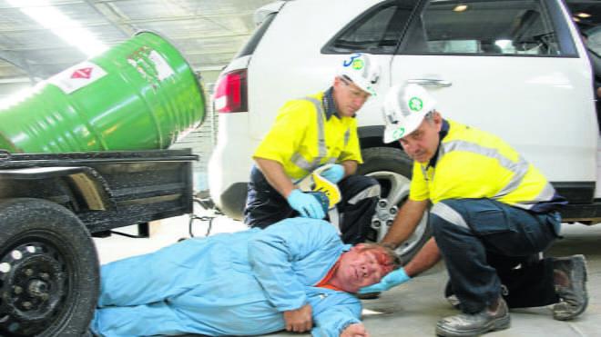 Victimă cu traumatism la cap din cauza unui accident, Foto: galleryhip.com
