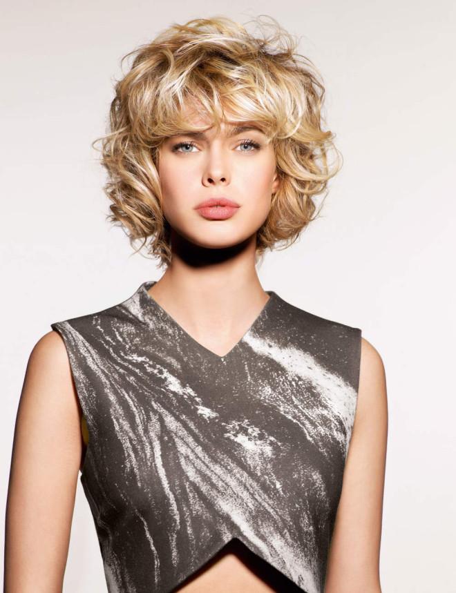 Tunsoare bob pentru femei cu părul blond, Foto: photo.femmeactuelle.fr