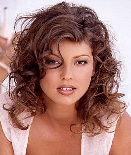 Tunsoare cu păr ondulat, Foto: survinn.com