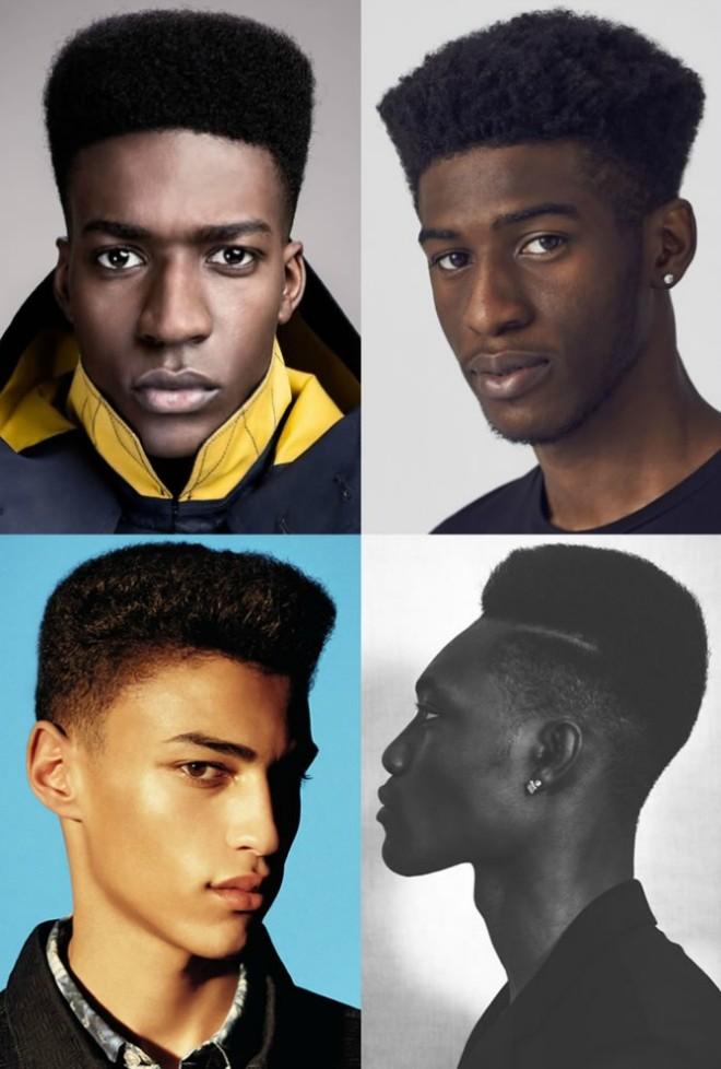 Tunsori afro, Foto: man.wannabemagazine.com