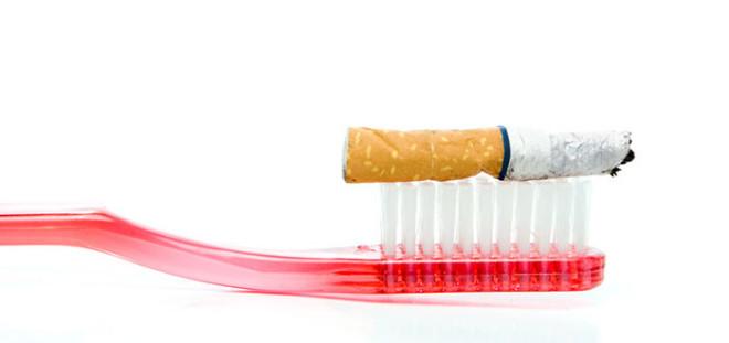 Tutunul este un factor de risc pentru mirosul neplăcut din gură, Foto: doctorwellgood.com