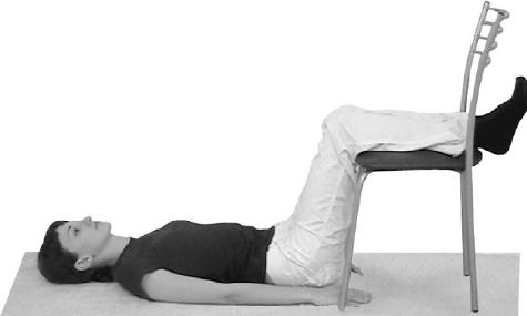 Un exercițiu simplu pentru ameliorarea durerilor de spate și relaxarea spatelui, Foto: k2x2.info