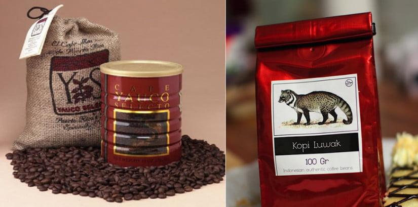 Cafeaua Kopi Luwak
