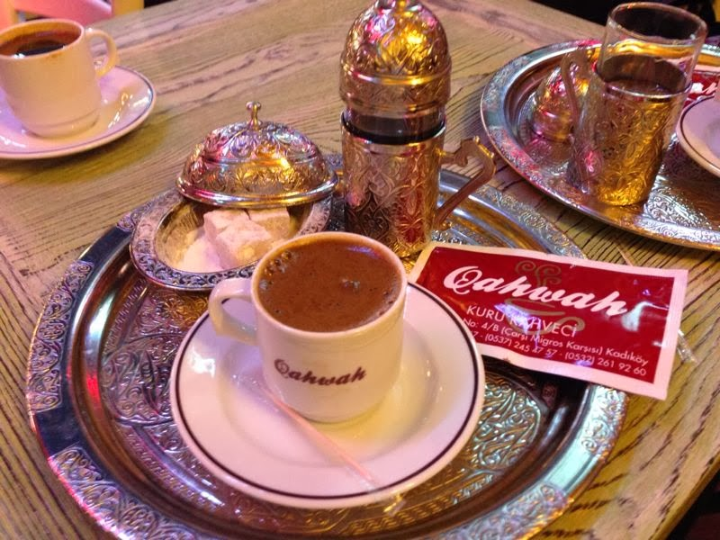 Cafea, denumire originala: qahwah