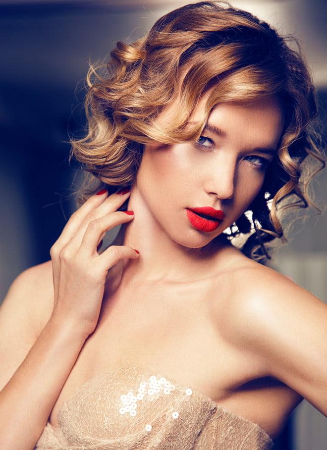 Coafură seducătoare, Foto: tatler.ru
