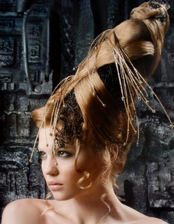 Coafură elegantă, Foto: galleryhip.com