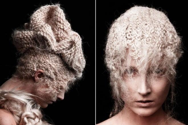 Coafuri în stil avangardist, Foto: imsalon.at