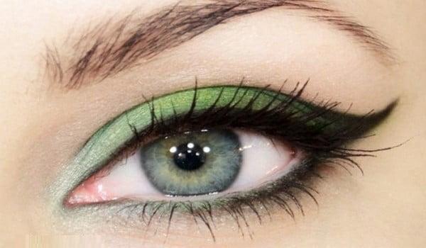 Machiajul smokey-eye pentru ochi verzi, , Foto: fashion360pk.com