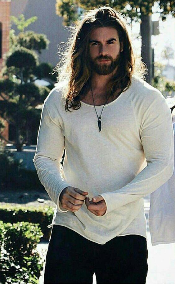 Păr lung și barbă