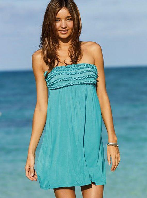 Rochie de plajă marca Victoria's Secret, Foto: style4g.com